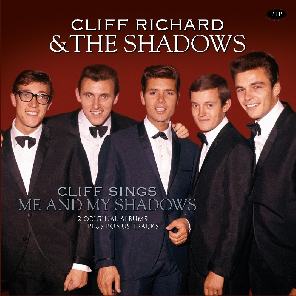 Vinilo : CLIFF & THE SHADOWS RICHARD - Cliff Sings / Me & My Shadows (Holland - Import, 2PC)
