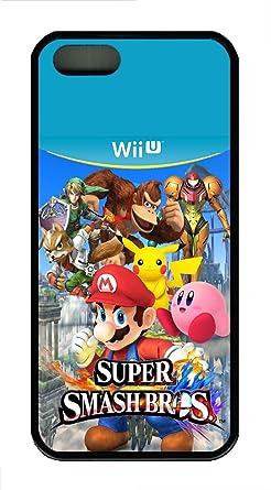 coque iphone 5 super smach bros