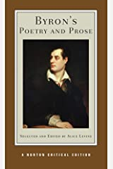 Byron's Poetry and Prose (Norton Critical Edition) Paperback