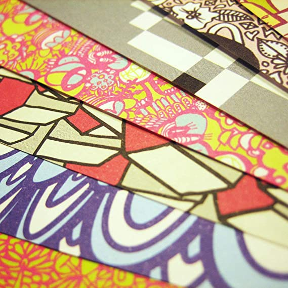 Origami Paper200 Sheets 15cm SquareDesigner Patterns Complete Collection