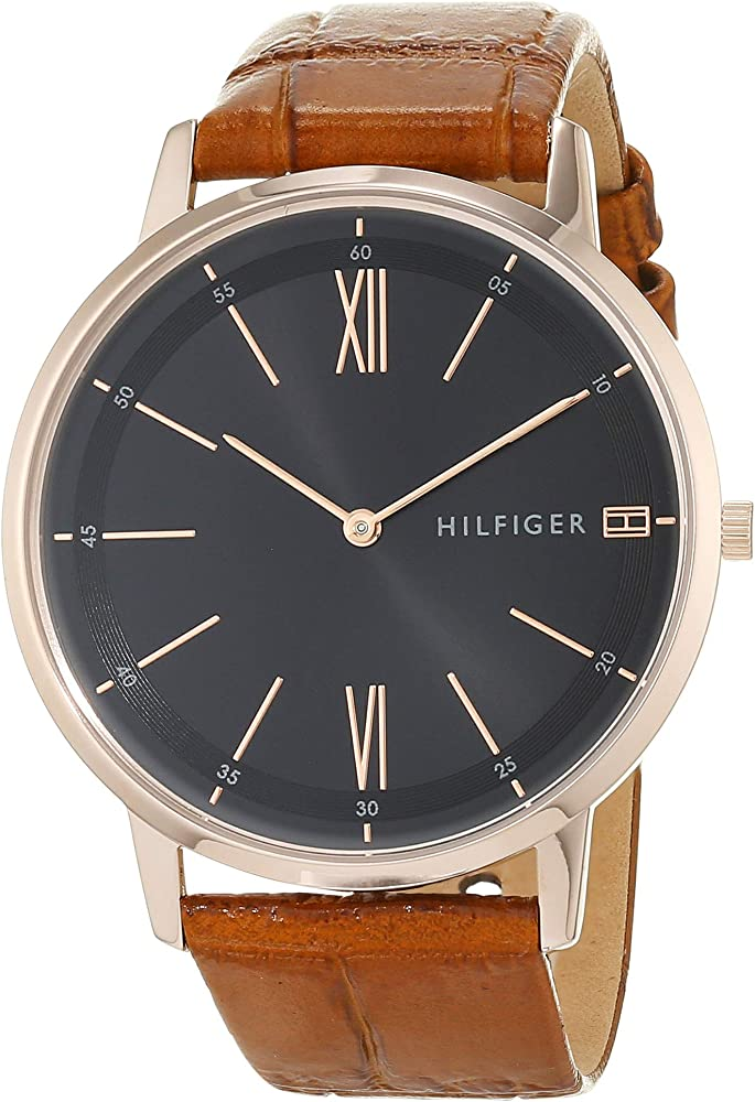6f48f12af Tommy Hilfiger Mens Watch 1791516: Amazon.co.uk: Watches
