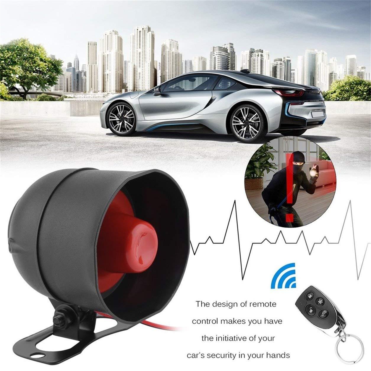 Alarma del Sistema de protección antirrobo del vehículo del ...