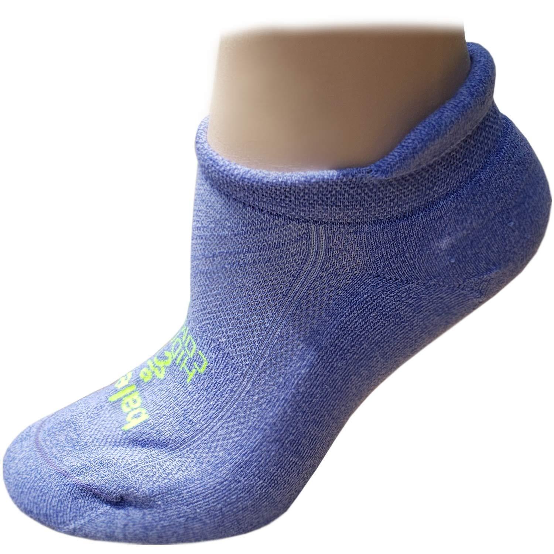Balega Hidden Comfort No-Show Running Socks for Men and Women (1 Pair), Lilac, Small