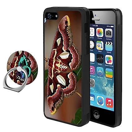 Amazon.com: Funda para iPhone 5S 5 SE con soporte para ...