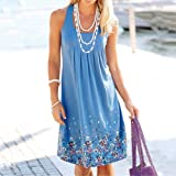 XJLUS-Apparel Vest Dress for Women Summer