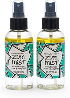 product image for Zum Mist Room and Body Spray - Lavender-Mint - 4 fl oz (2 Pack)