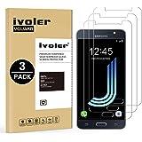 iVoler [3 Pack] Vetro Temperato Compatibile con Samsung Galaxy J5 2016 [Garanzia a Vita], Pellicola Protettiva, Protezione per Schermo