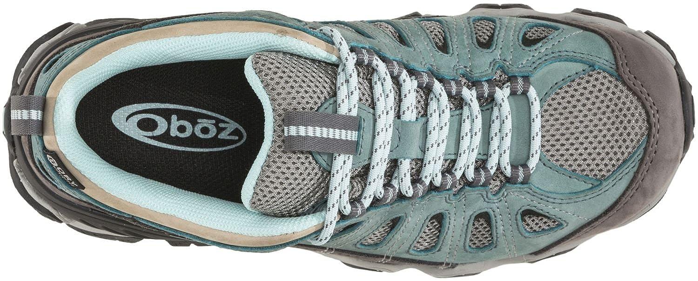 Oboz Womens Sawtooth Low BDry Hiking Shoe