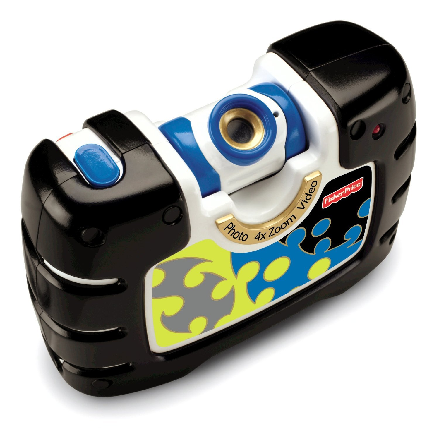 Fisher-Price Kid-Tough See Yourself Camera, Black by Fisher-Price (Image #1)