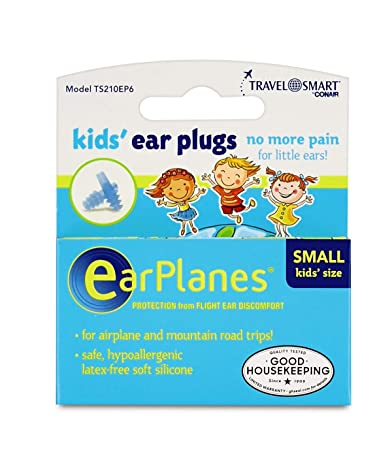 7a26d2fd70ac Buy Kids Earplane Ear Plugs For Airplane Travel Child (ages 1-10 ...