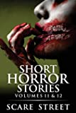 Short Horror Stories Volumes 11 & 12: Scary Ghosts, Monsters, Demons, and Hauntings