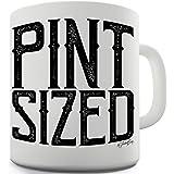 TWISTED ENVY Pint Sized Ceramic Tea Mug