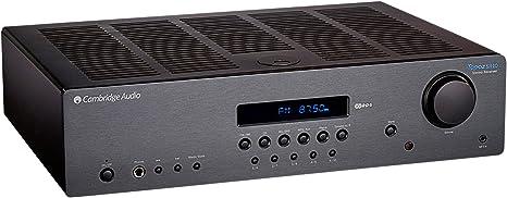 Amazon.com: Cambridge Audio Topaz SR10 Potente receptor ...