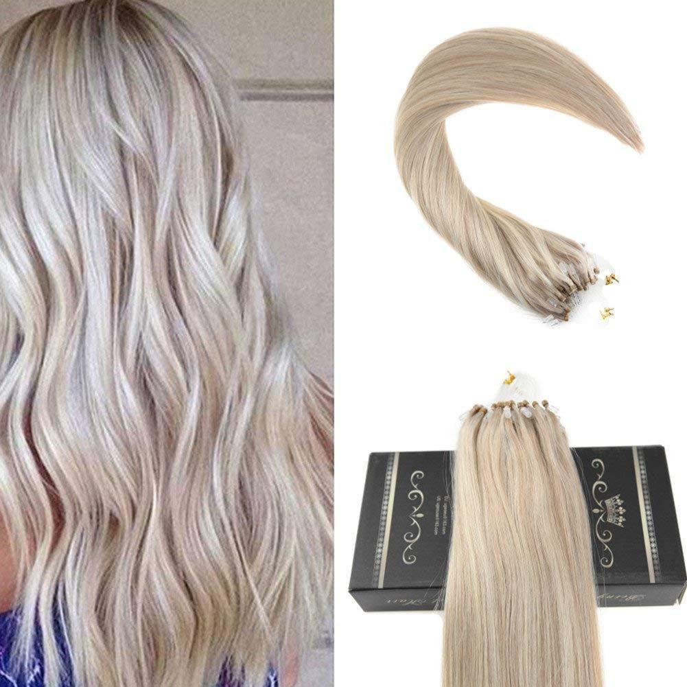 Amazon Ugeat 14 1gstrand 50 Gram Micro Ring Beads Hair