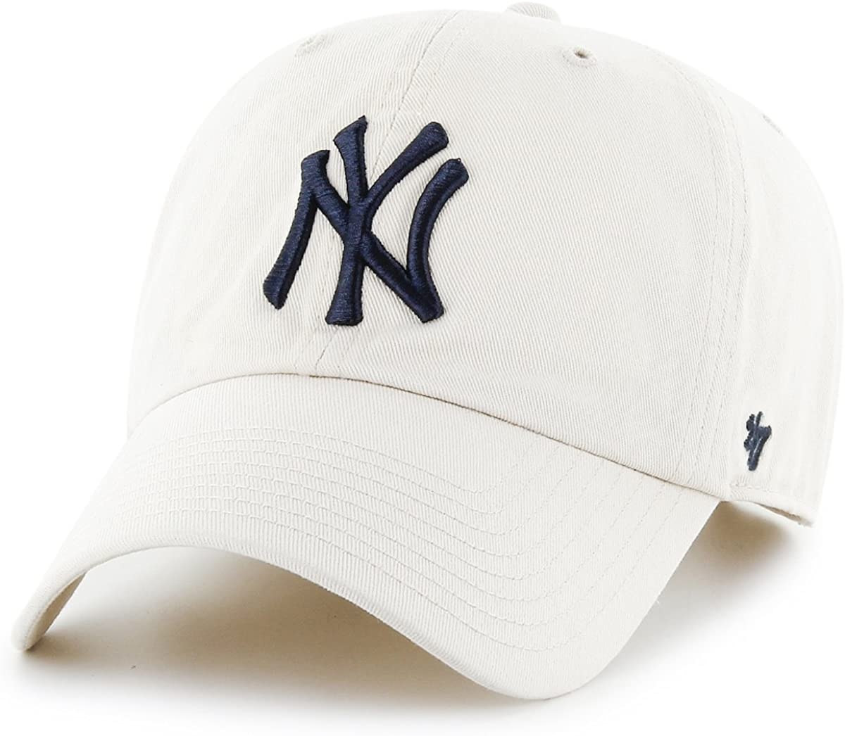 '47 MLB Mens Men's Brand Clean Up Cap One-Size