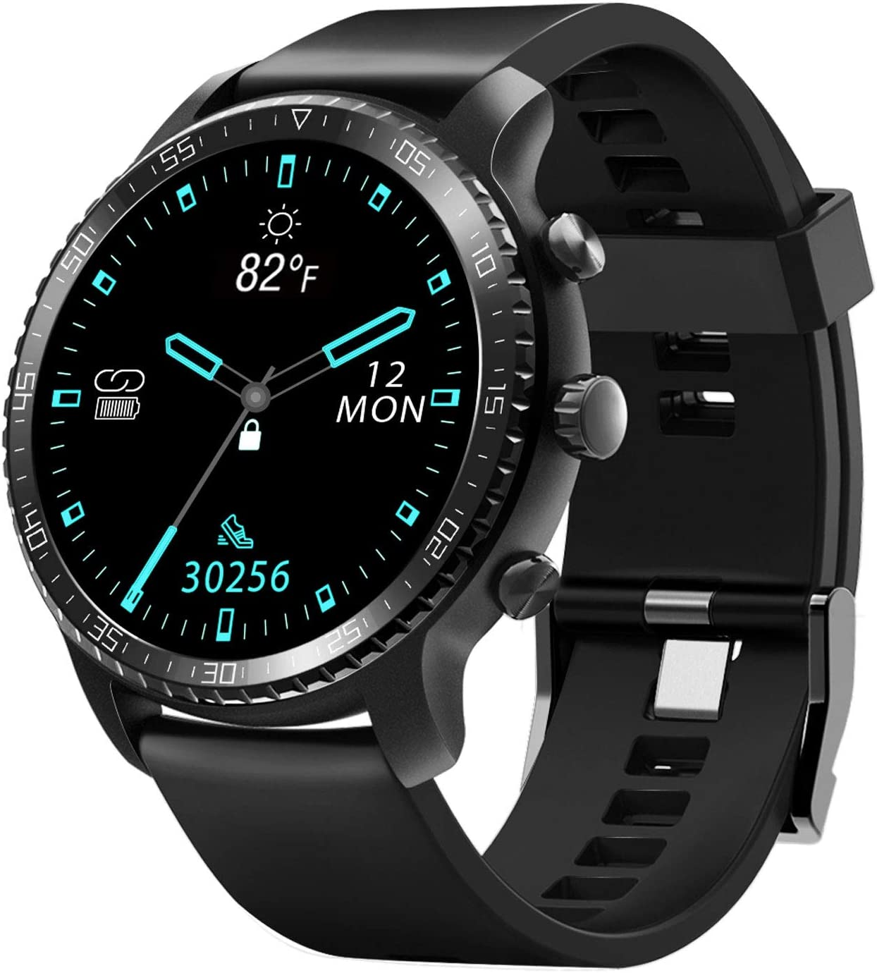 Tinwoo Smart Watch for Android / IOS Digital Smart Watch for Men and Women