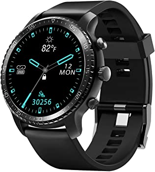 Tinwoo Smart Watch with Health Tracker And Heart Rate Monitor