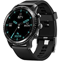Tinwoo Smart Watch for Android/iOS Phones, Support Wireless Charging, Bluetooth Health…