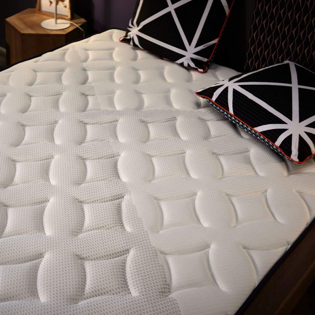Colchon 90x190 viscoelastico Memory Royal de altura 22cm, 4 cm Viscosensitive de Komfortland: Amazon.es: Juguetes y juegos