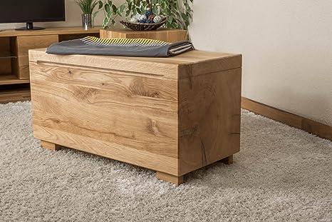Baule Legno Fai Da Te : Cassapanca in legno rovere oliato amazon fai da te