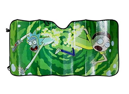 Amazon.com  JUST FUNKY Official Rick and Morty 0329fa9b416