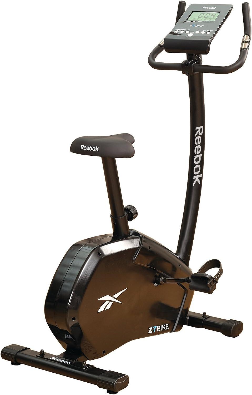 Reebok Fitness x - Bicicletas estáticas, Color Negro, Talla 96.5 x 51 x 131.5 cm: Amazon.es: Deportes y aire libre