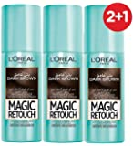 L'Oréal Paris L'Oreal Paris Magic Retouch 3 SECONDS TO FLAWLESS ROOTS (Dark Brown)