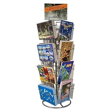 Support De Carte Compteur Visite Pour Des Cartes Postales 16 Motifs