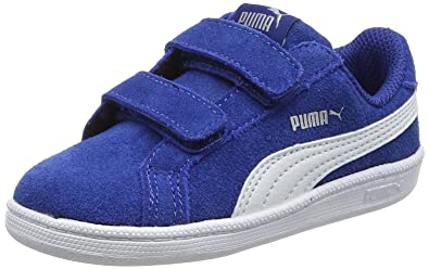 bd8c56314bf Puma Unisex Kids Smash Fun SD V Inf Low-Top Sneakers
