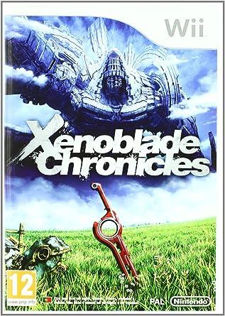 Wii XENOBLADE CHRONICLES: Amazon.es: Videojuegos