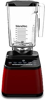 product image for Blendtec - Original Designer Blender - WildSide+ Jar (90 oz) - Professional-Grade Power - Self-Cleaning - 6 Pre-programmed Cycles - 8-Speeds - Sleek and Slim, Red