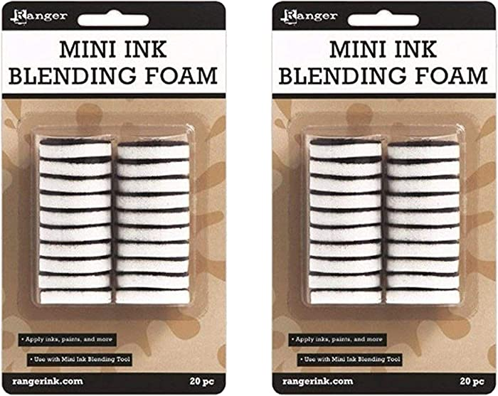 Top 9 Tim Holtz Foam Blender