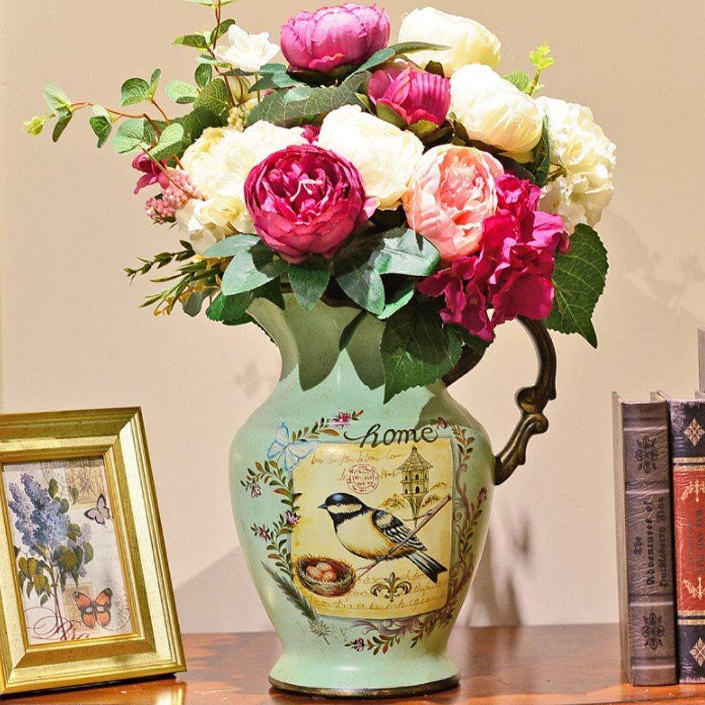 Amazon.com: Jarrón de decoración de la familia el mejor ...