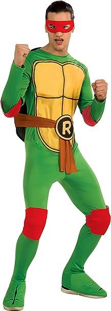 Rubies I-887250XL - Disfraz de tortuga ninja, hombre: Amazon.es ...