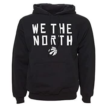 best service cfb8a f5ebd Toronto Raptors NBA We The North Hoodie