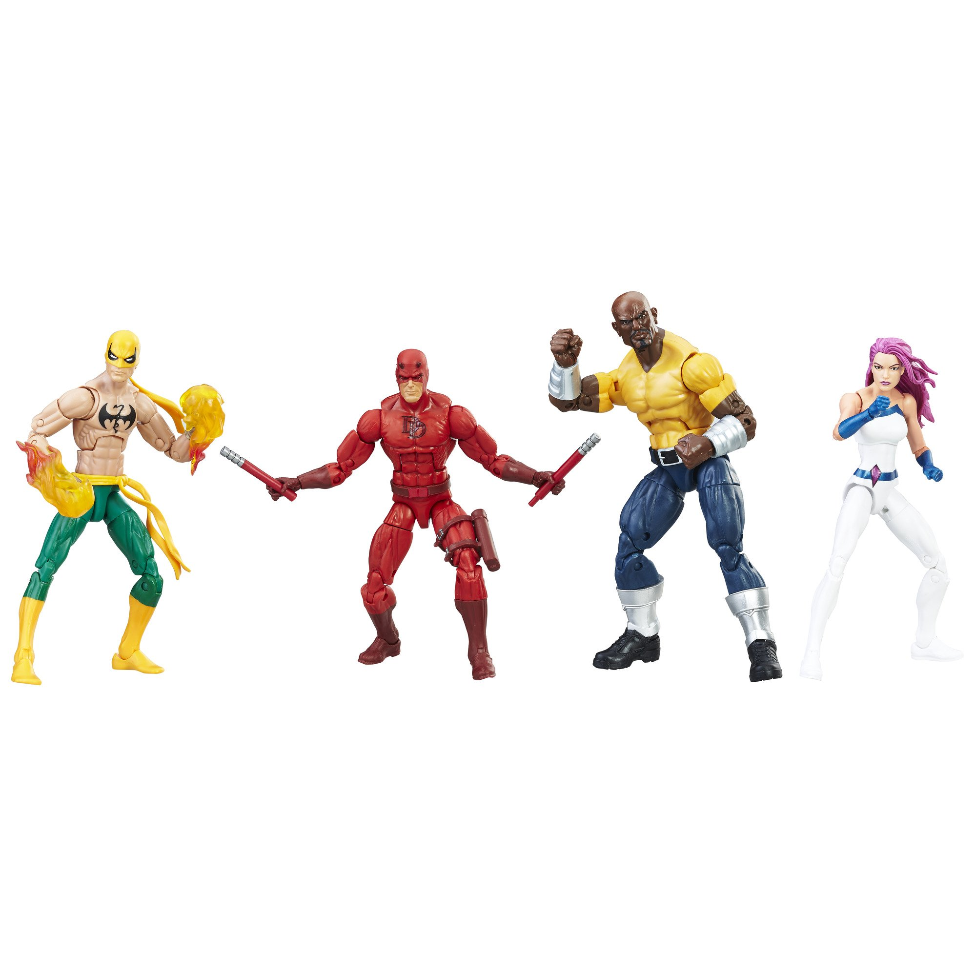 Marvel Legends Series The Defenders Figure 4-pack (Amazon Exclusive)