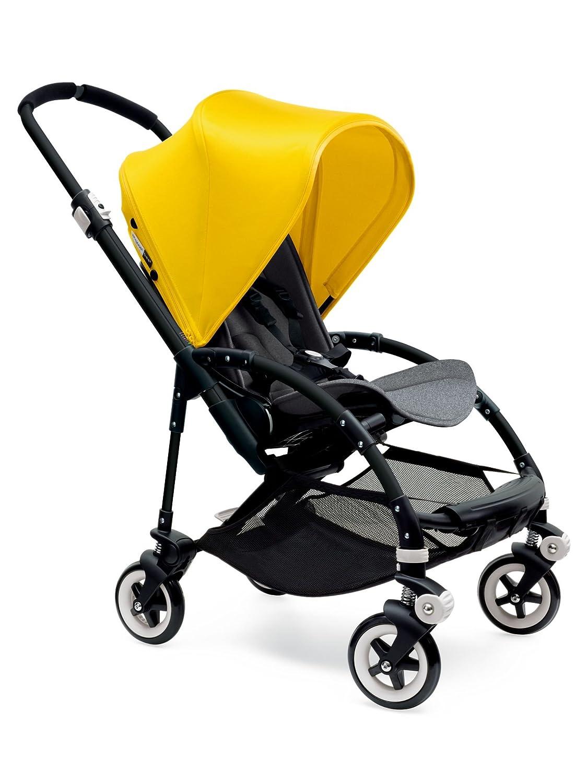 Bugaboo Bee3 Stroller – Bright Yellow Grey Melange Black