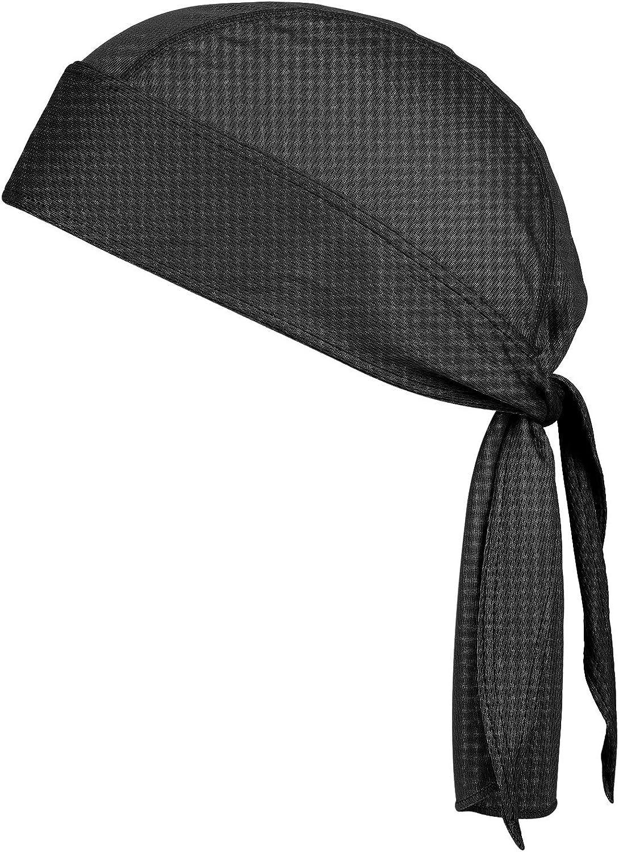 LONTG Sport Bandana Cap cabeza toalla tiene Biker transpirable diadema con diferentes colores bicicleta Pa/ñuelo Outdoor tocado para hombre y mujer