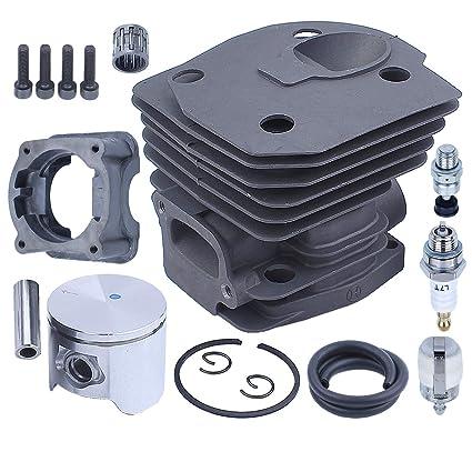 Amazon.com: Adeempre - Kit de pistón cilíndrico Nikasil para ...