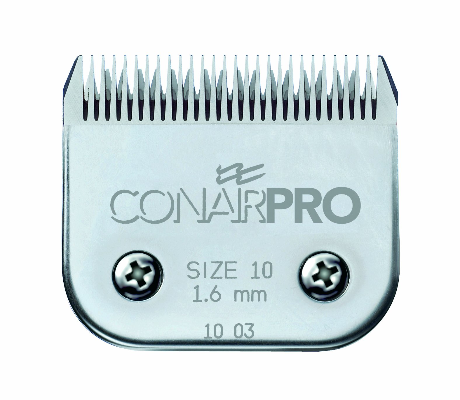 Conair Pro Pet Clipper Size 10 Ceramic Replacement Blade, 1.6mm