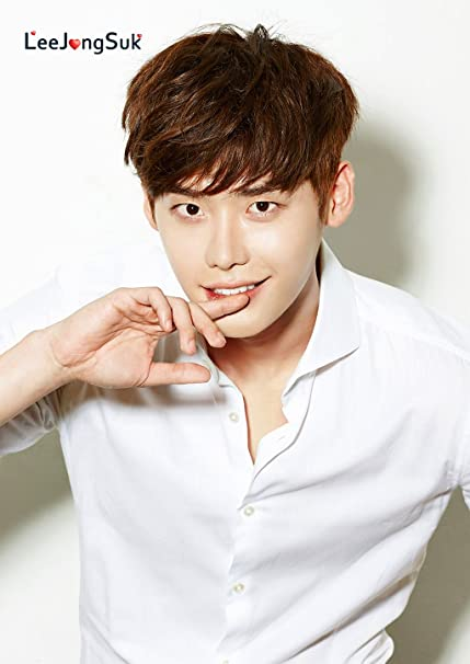 Fanstown Lee Jong Suk Poster A3 Size Thicken Coated Paper 28cm X42cm