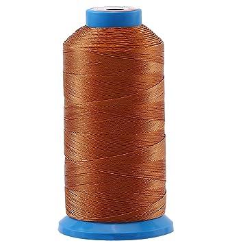Pour Selric 1500 21 Coudre Couleurs Yards Fil A Nylon utilisé Bonded CrxBoWdQe