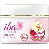 Iba Halal Care Fairness Face Cream, 50g (Pack of 2)