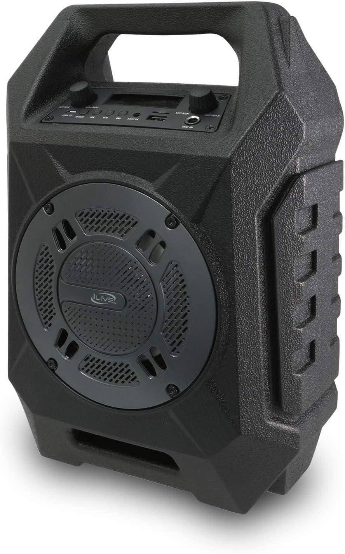 DPI ISB408B Bluetooth Tailgate Speaker