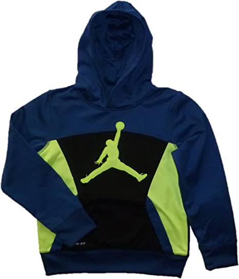 Jordan Boys Youth Jumpan Therma-Fit Hooded Pullover