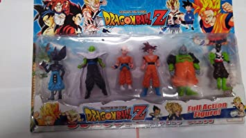 oriente Dragon Ball z Pack de 6 Figuras Surtido (importacion China ...