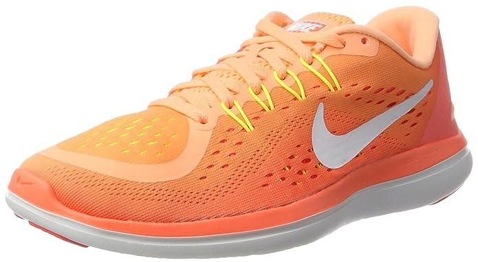 Nike 898476, Sneakers Basses Femme, Multicolore (100 B C O Plata), 36 EU