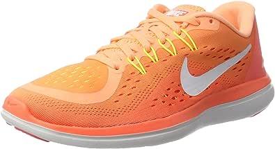 Nike 898476, Zapatillas para Mujer, (Naranja/BCO/Mayo), 36 EU: Amazon.es: Zapatos y complementos
