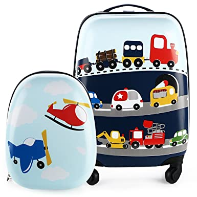 Amazon.com | Kids Luggage & Backpack Set - iPlay, iLearn 16