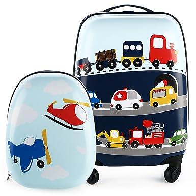 Amazon.com | Kids Luggage & Backpack Set - iPlay, iLearn 16